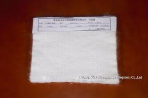 Высокая кремния волокна Needled коврик