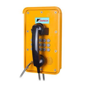 Telefone analógico VoIP telefone mineração subterrânea IP66