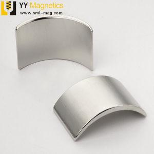 Custom Lowes неодимовый изогнутые постоянные магниты для продажи