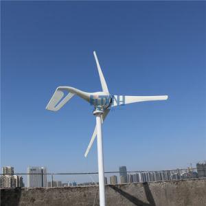 Aerogenerador de 300W 12V24V para uso doméstico, semáforo y el suministro de electricidad de yates de la estación de energía urgente con MPPT Controlador de carga