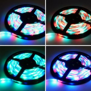 5050 striscia flessibile impermeabile dell'indicatore luminoso di RGB LED Strip/LED Strip/LED