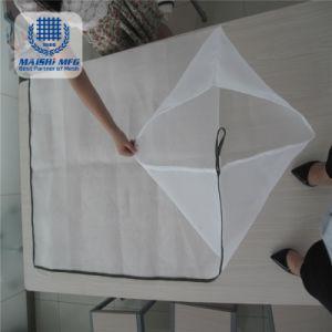 Sacchetto di nylon bianco del commestibile