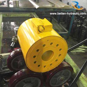 Kundenspezifischer China-Lieferanten-hydraulischer Drehstellzylinder/mini hydraulischer Stellzylinder