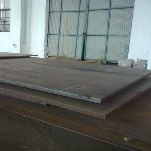 Q235 A36 Hr/Cr углерода стальную пластину/лист