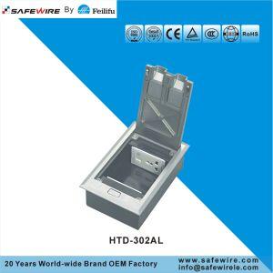 Connettore del pavimento del modulo del materiale sei della lega di Alu con la certificazione di RoHS