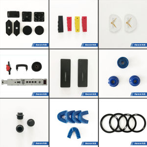 Het plastic Plastic Product van de Injectie van Delen OEM Gevormde