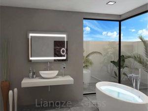 UL Appoved ronda personalizada de banho de luz LED / Espelho Acessórios