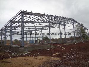 Estructura de acero Almacén