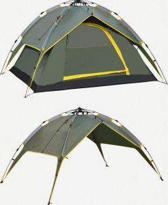 De automatische Rit van de Regen kan Aangepaste OEM Openlucht het Kamperen Tent zijn