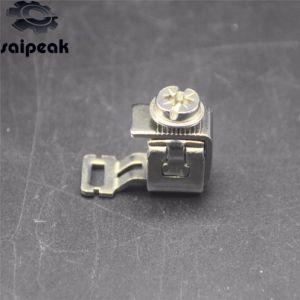 Os relés personalizada do bloco de terminais de parafuso do terminal do conector estampado de cobre