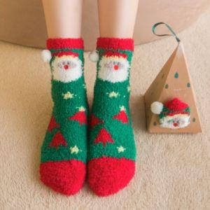 Décorer chaussette de Noël de la mode pour les cadeaux