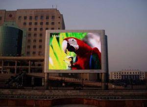 Économies d'énergie P5 Affichage du panneau LED de plein air