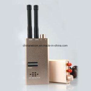 Detector de transmissão de sinal sem fio com antena dupla para Anti-Wireless escutas AV sem fios de alarme por voz com microfone oculto bugs de segurança do Detector