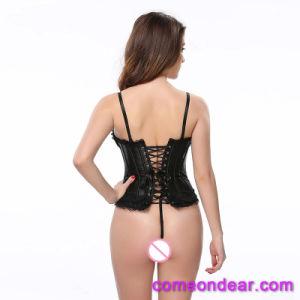 Una buena calidad para adelgazar la cintura nupcial corsé de formación