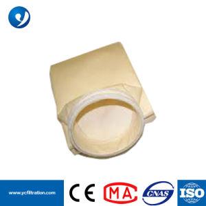 Calzino della polvere del pulitore della fibra di Aramid/sacchetto filtro speciali dei materiali sacchetto di polvere