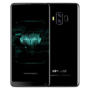 Novo Produto 5,99'' FHD Vkworld Telefone móvel 4G S8 5500mAh Android Market 7.0 Smart Phone RAM4G+RM64G no telemóvel