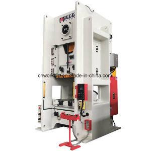 Tipo do gantry mecânica com alimentador automático de prensa elétrica Uncoiler