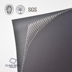 Sin asbesto reforzada con lengüetas de laminado de fibra de asbesto de hoja de la junta del tubo de escape libre 1000*1000mm.
