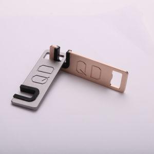 aluminium의 하는 휴대용 다기능 전화 홀더 병따개 못 분쇄기