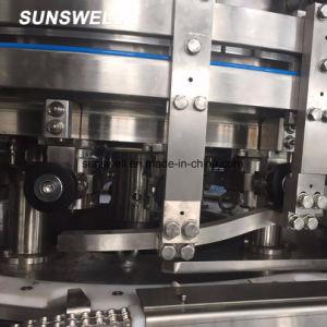 機械を満たし、キャップする (CSD)アルミ缶の炭酸塩化された清涼飲料