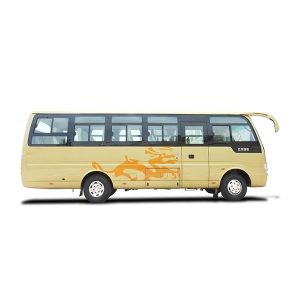 MD6738 7.3 Meter 29 Diesel van het Type van Ster van Zetels Minibus