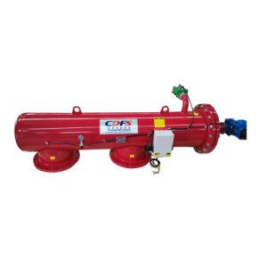 Automatische Selbstreinigungs-Wasser-Filter industriell