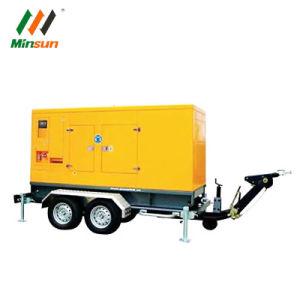 Gruppo elettrogeno diesel mobile insonorizzato del Mitsubishi