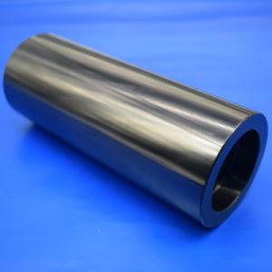 帯電防止産業陶磁器の外部鋼鉄内部ジルコニアの陶磁器シリンダー