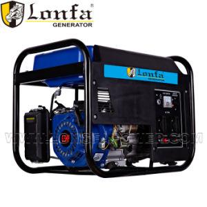 中国2018の販売のための最上質の低価格2.7kw Gx160のガソリンガソリン発電機6.5HPの電気発電機セット
