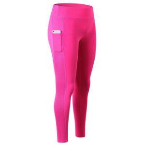 Ghette Pocket laterali della signora Running Pants Women Sports di alta qualità