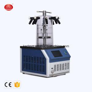 Mini-laboratoire Lyophilisateur Lyophilizer vide