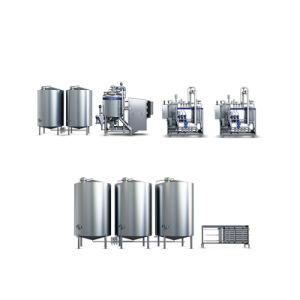 Gute Qualitätsautomatische Milch-Maschine