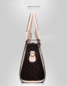 新しいデザイナーPUの革女性袋の女性のトートバックのハンドバッグ