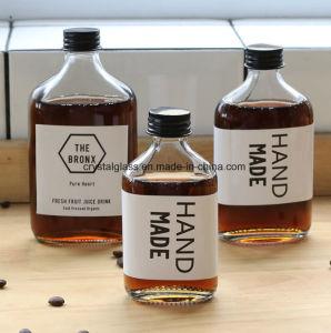 100ml 200ml 250ml 300ml Kleinkapazitätsgetränkeflasche für Saft-Kaffee und Wein