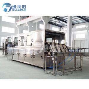 Barillet de Pet automatique Machine de remplissage de 5 gallons d'eau / plante / Matériel