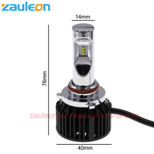 9005 Hb3 LEDの高いビームヘッドライトの変換キット9145/9140/H10のフォグランプのキセノン白い6000K