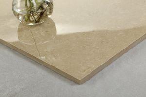 Tegel van de Vloer van het Bouwmateriaal de Volledige Opgepoetste Verglaasde voor Decoratie 600*1200mm van het Huis