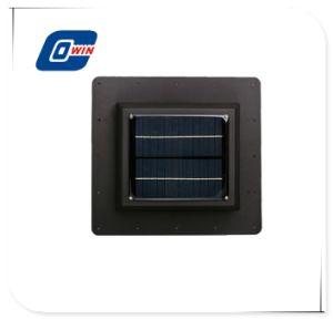 zonneVentilator van de Ventilator van de Opening van de Uitlaat van het Dak van 5W6in het Zonne
