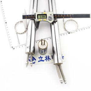 Cartouche de 32 mm de diamètre du chauffage haut de la poudre de l'élément de chauffage électrique