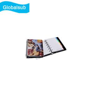개인화된 공백 금속 덮개 노트북