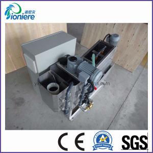 Une grande efficacité de l'hôpital Usine de traitement des eaux usées Boues vis en acier inoxydable Appuyez sur la machine