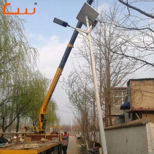 アルミニウムハウジング12V 30W屋外の太陽LEDライト