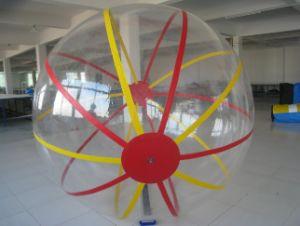 Bolsa inflable de tamaño humano Bola de agua para juegos de agua