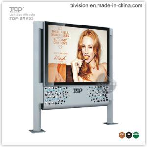 Case de défilement de la ville lumière l'écran (haut-SB01) --Billboard auto Stand Boîte à lumière