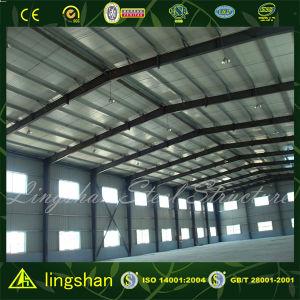 Здание мастерской стальной структуры самомоднейшее