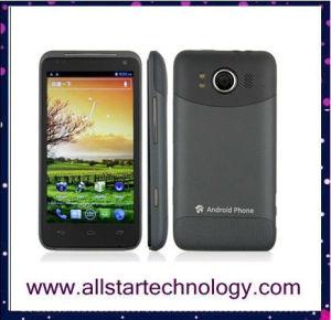 "Androïde 4.0 OS1GHz 5MP Camera 4.3 "" de Androïde Mobiele Telefoon V12 V1277 Mtk6577 van het Scherm Qhd Dubbele Kern"