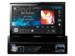 Prodotti caldi! Automobile HD GPS Navigation Box per Pioneer
