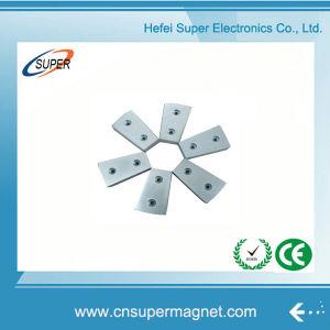 Высокое качество N42 неодимовый магнит блока цилиндров с отверстием