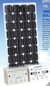 Новый портативный генератор солнечной энергии, солнечной системы питания
