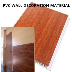 Revestimento De Parede De Pvc House Decoração Interior Material Rn